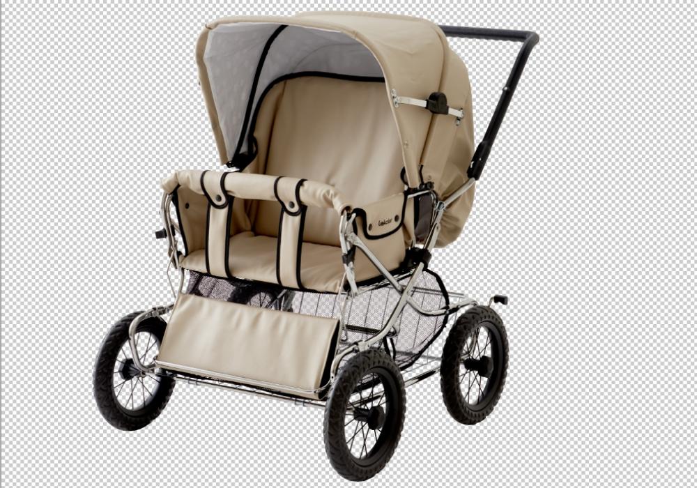 barnvagn friläggning
